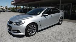 2015 Holden Commodore VF MY15 SS-V Nitrate 6 Speed Automatic Sedan