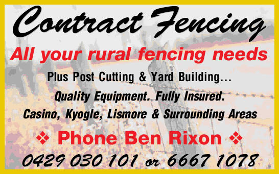 All your rural fencing needs 