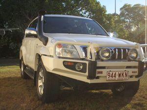 2007 Landcruiser Prado