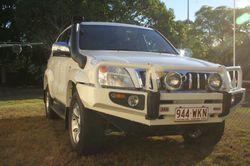2007 Landcruiser Prado  3L turbo diesel auto,  bullbar,  spot lights,  sn...