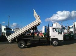 Steel Tipper, OK condition, 233700km, tipper works well,  GVM: 7075kg,  Spring Suspension 5spd manua...