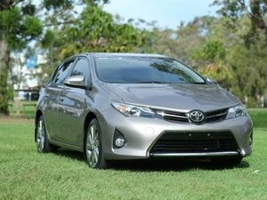 2014 Toyota Corolla ZRE182R Levin S-CVT SX Bronze 7 Speed Constant Variable Hatchback