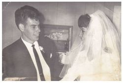 Happy 50th Wedding Anniversary  Today to  Ronald and Jill Dunsmore  All our love: Craig, Cassandra a...