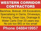 Western Corridor Contractors