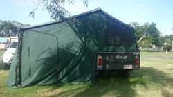Lifestyle off road camper trailer. Excellent condition. Queen size bed, gas cooker, quality canvas,...