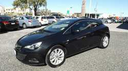 2015 Holden Astra PJ GTC Carbon Black 6 Speed Automatic Hatchback