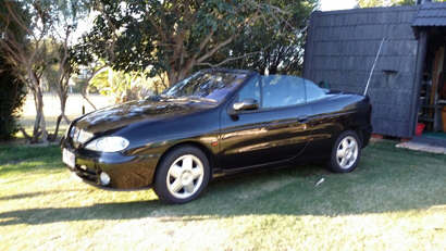 RENAULT MEGANE Convertible, 2002, only 126,000 klms, power top, auto, 4 cyl, new tyres, A/C, driv...