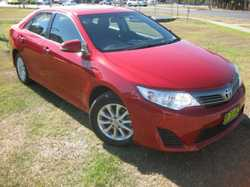 Current model TOYOTA CAMRY ALTISE still under factory warranty. The powerful 2.5 litre 4 cylinder en...