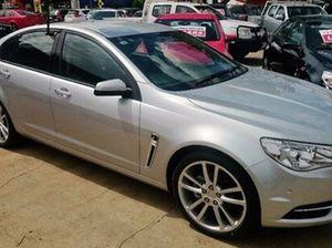 2014 Holden Commodore VF Evoke Silver 6 Speed Steptronic Sedan