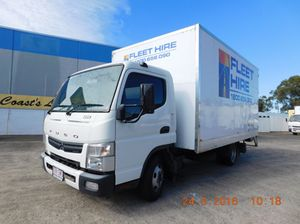 2013 Fuso Canter 615