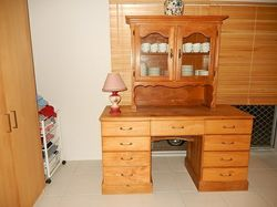 vgc restored ozmade,1500x580x810 h solid base, 9drawers.top 2door glass display cabinet1mx1m high,ca...
