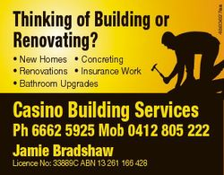 Thinking of Building or Renovating?