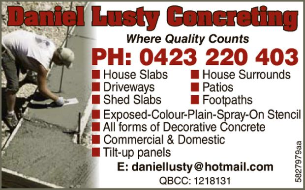 WHERE QUALITY COUNTS