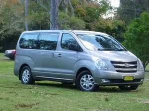 2011 Hyundai iMAX TQ-W MY11 Selectronic Silver 4 Speed Automatic Wagon