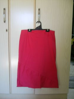 Ladies Skirts sz14 Beautiful fabrics