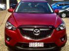 2013 Mazda CX-5 KE1031 Grand Touring Red Automatic Wagon