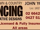 ALL TOWN & COUNTRY FENCING