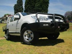 Looking for a new car or ute?     You need to see our Holden Colorado dual cab chassis. This Colorad...