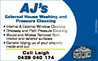 Internal & External Window Cleaning