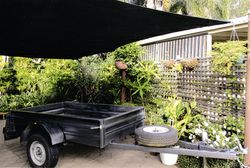 BOX TRAILER 2009, HD, spare tyre, ATM 750, 1.02T, 2.1x1.2x.4, reg 11/16, as new, exc cond. $1,500...