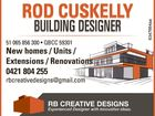 Rod Cuskelly Building Designer