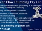 CLEAR FLOW PLUMBING PTY LTD