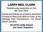 LARRY NEIL CLARK