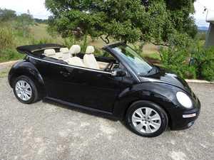 2009 VW Beetle Convertible