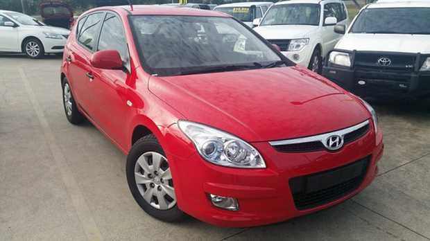 2010 Hyundia i30 with just 48,235klms since new!  This great 5 door automatic has been kept in very...
