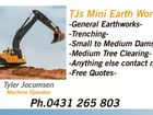 TJS MINI EARTHWORKS