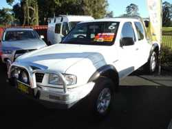 2006 Mazda BT-50 B2500 DX 5 Speed Manual