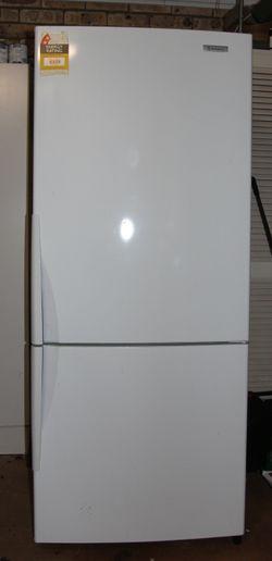 Fisher & Paykel 350 litre, 2 door, freezer lower door