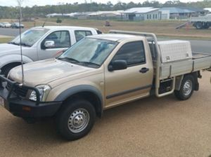 HOLDEN RODEO 2006