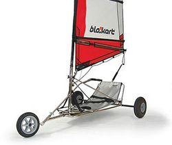 BLOKART. S/Steel Pro.   4m Sail, Handbrake. Carbon Fibre Mast.   Exc Cond. Very quick! $3...