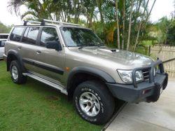 One owner GU3 3.0l diesel 7 seat Wagon, 238,000 km b/bar, t/bar, elect brakes, UHF radio, dual batt,...