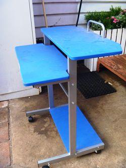 65cmW blue laminate suit student
