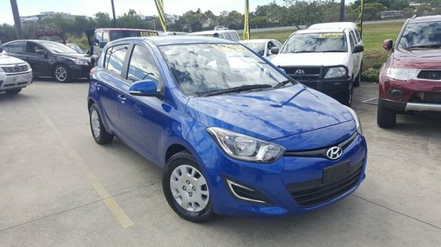 2013 MY14 Hyundai i20 Automatic!  This 5 door hatch has been kept in very good condition and comes w...