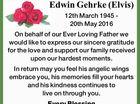 Edwin Gehrke (Elvis)