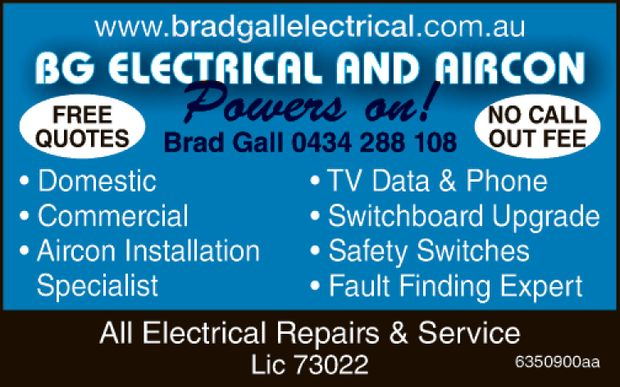 Powers on!   Domestic- Commercial -   Aircon Installation Specialist -   TV Dat...