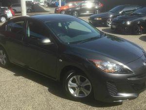 2013 Mazda 3 BL10F2 Neo Grey Manual Sedan