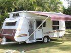 Used Galaxy Pop Top Caravan 16.5FT