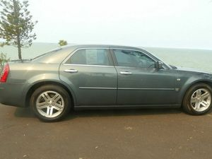 2007 Chrysler 300C HEMI Green 4 Speed Automatic Sedan