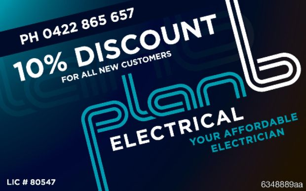 Your Affordable Electrician   0422 865 657 10% DISCOUNT FOR ALL NEW CUSTOMERS   Lic...