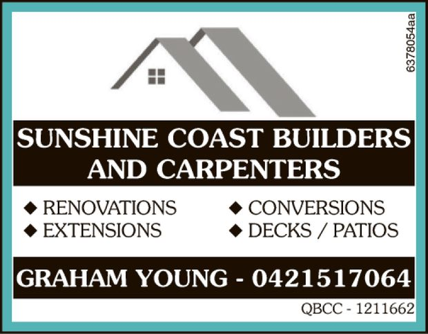 RENOVATIONS
