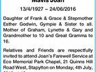 POKARIER neè Godwin, Mavis Joan