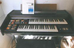 KAWAI SR 2 Digital electronic organ, $995 ono. Wyreema 4352.