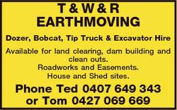 House and Shed sites.