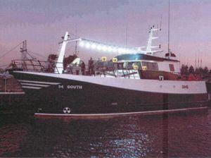Tuna Longliner Skipper