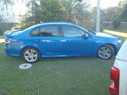 For Sale. 2009 Model, FG, XR6 Falcon. 93,000km, Excellent Condition. $16,000 ono.
