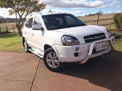 MUST SELL  Hyundai Tucson City SX wagon,  8/09,  auto,  log books,  ...